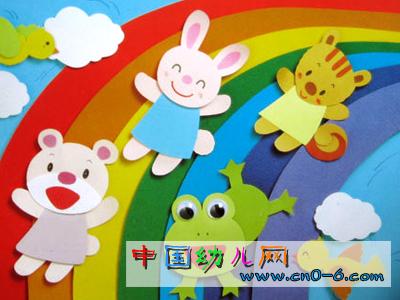 幼儿园动物主题布置_幼儿园春主题墙布置_幼儿园主题墙面布置_幼儿园