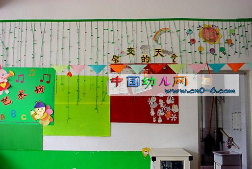 幼儿园墙面布置:知识大集合