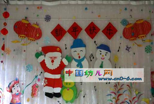 幼儿园墙面绘画设计-商业空间手绘墙-济南幼儿园壁画