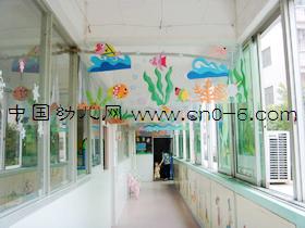 幼儿园精美走廊布置:海底世界(组图)图片