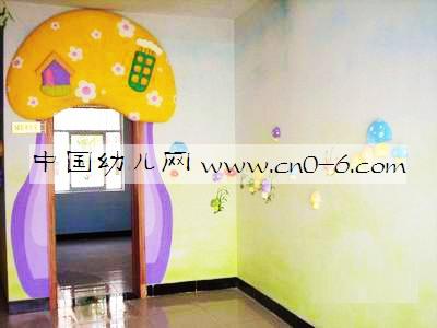 十二星座 幼儿园中班墙面布置