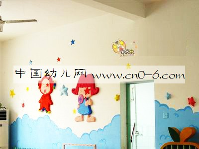 十二星座——幼儿园中班墙面布置-环境布置