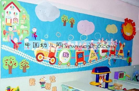 主题墙设计图