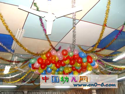 园吊饰设计); 幼儿园大厅环境布置4000张]幼儿园大厅