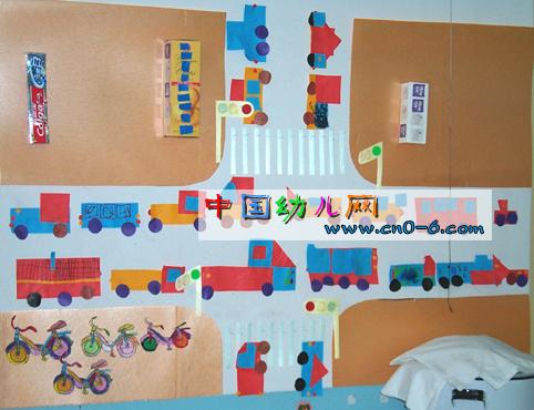 幼儿园进区卡规则展示_设计图分享