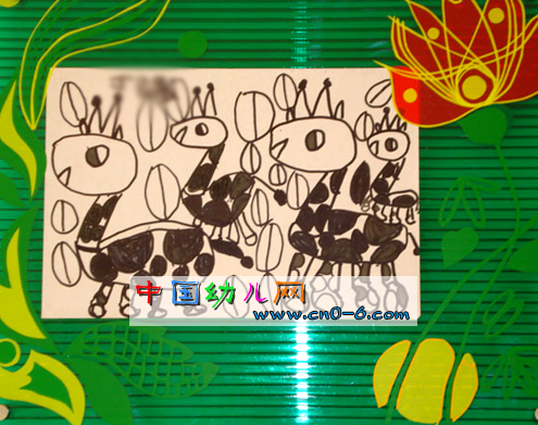 可爱的长颈鹿(立秋flash儿童歌曲)