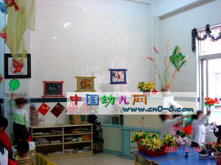 手工墙面设计; 幼儿园厕所尺寸;