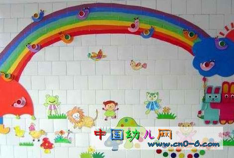 儿童手工彩虹灯笼制作步骤