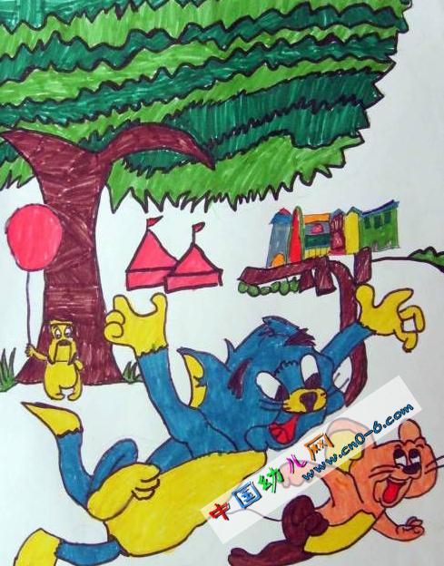 最新幼师的幼儿园环境布置 告别多彩的夏天,迎接温馨的秋天(幼儿.
