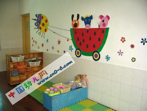 爱劳动的西瓜车(劳动节幼儿园环境创设)