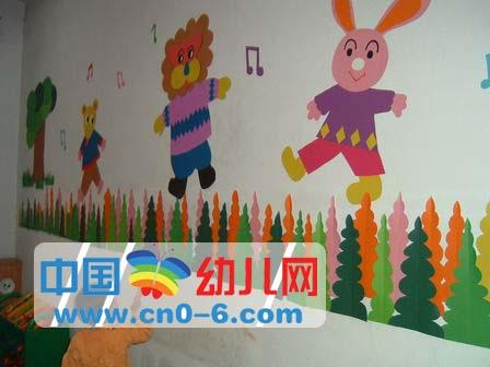 最靓的幼儿园教室布置图片