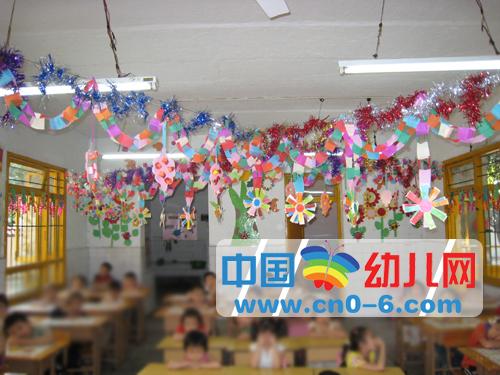六一装饰效果图; 幼儿园六一布置;图片