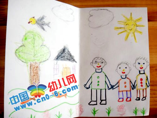 送爷爷奶奶的新年贺卡(幼儿园新年贺卡制作)