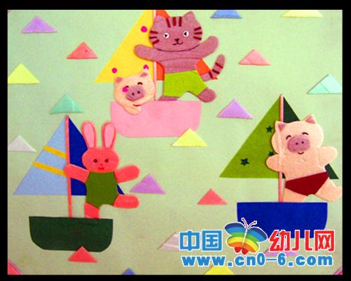 动物的中秋节(中秋节幼儿园环境布置)