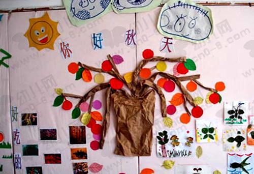 幼儿园小班第一学期主题《你好,水果宝宝》